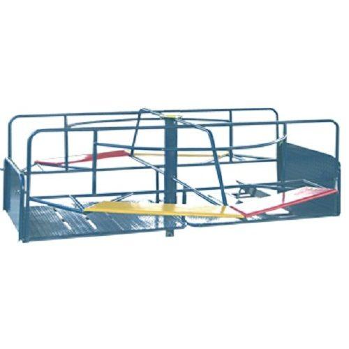 Promoçao 2 - Playground Adaptado Cadeirante 3 Brinquedos