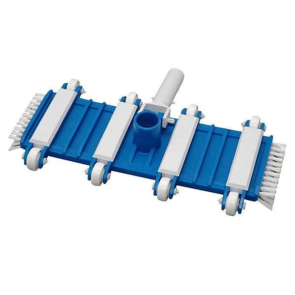 Aspirador para piscina 8 rodas com escova VR350 Jacuzzi