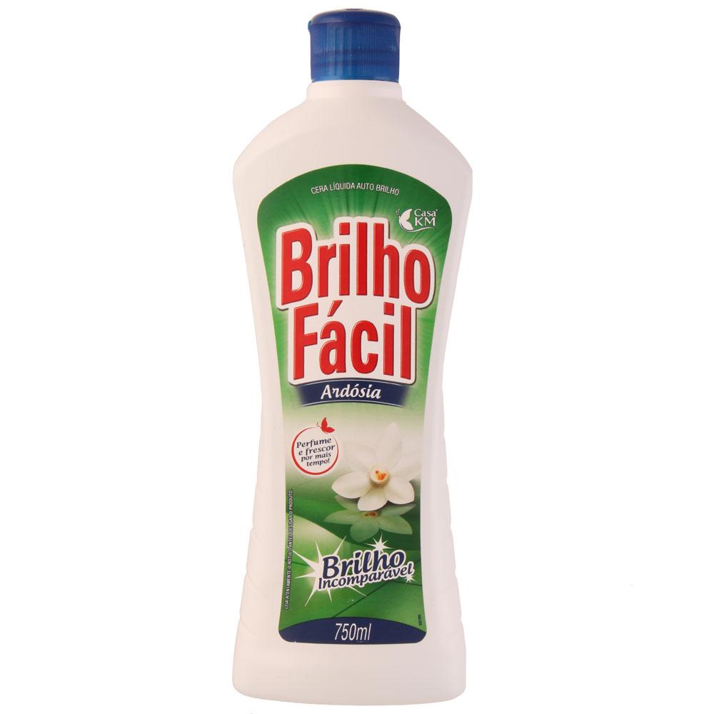 Cera Ardosia Verde Briho Fácil 750ml