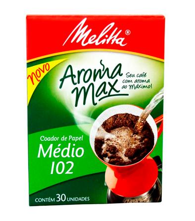 Coador de Papel Melitta 102
