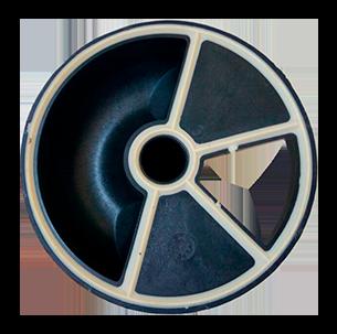 Conjunto Desviador VSC20F Plástico