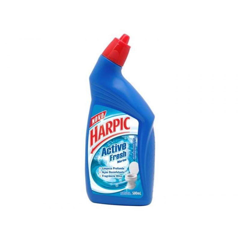 Desinfetante Harpic Marine 500ml