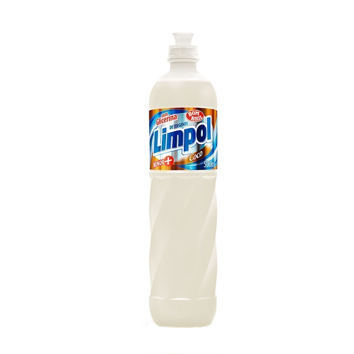 Detergente Limpol Côco 500ml