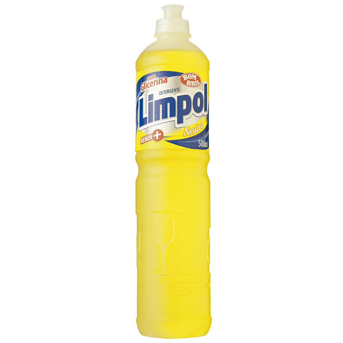 Detergente Limpol Neutro Glicerina 500ml