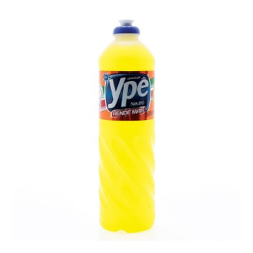 Detergente Ypê Neutro 500ml