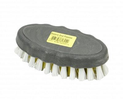 Escova Oval em Plástico DSR