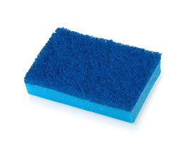 Esponja Dupla Face Azul 3M - Unidade
