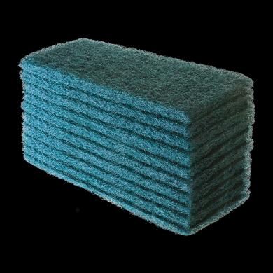 Fibra de Limpeza Verde 260x102 - Unidade
