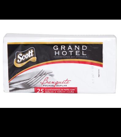 Guardanapo Grande Snob 33x33 Grand Hotel