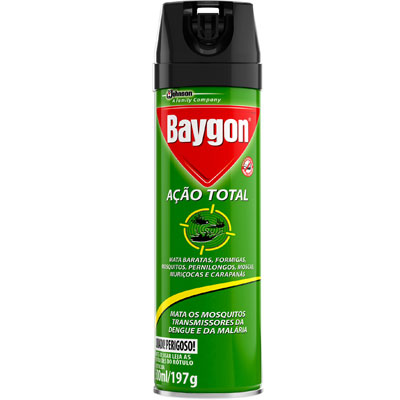 Inseticida Aerosol Baygon 300ml