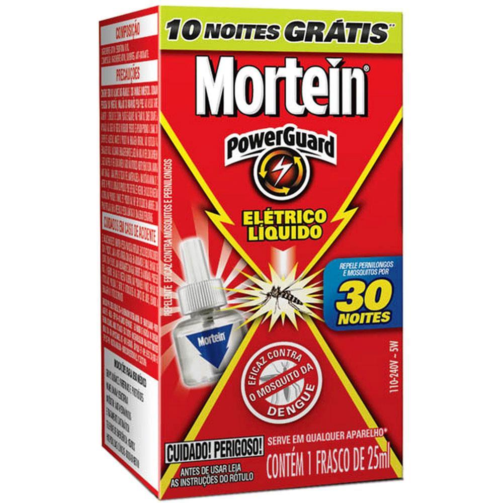 Inseticida Elétrico Mortein 25ml Refil
