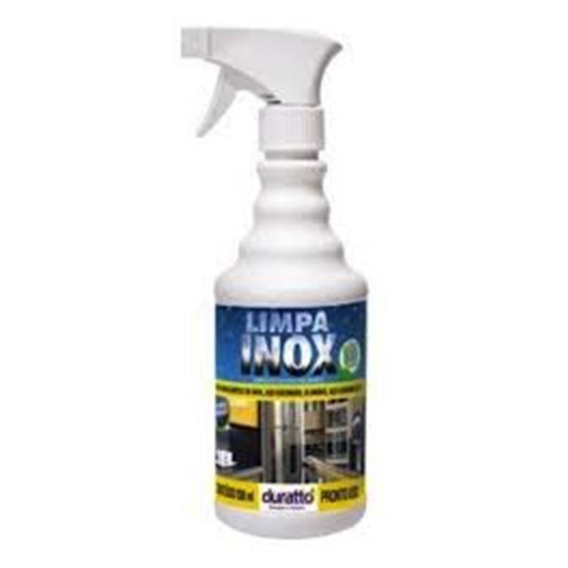 Limpa Inox c/ Pulverizador Duratto 500ml
