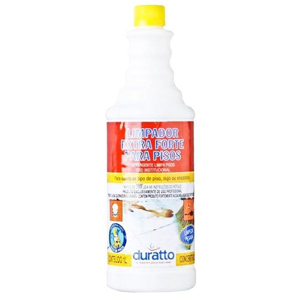Limpador Extra Forte para Pisos Duratto 1 Litro