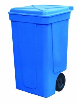 Lixeira Azul Especial 120 Litros Certec