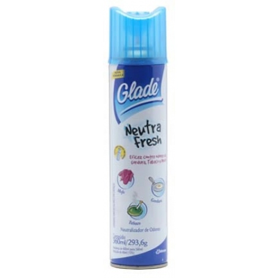 Purificador de Ar Glade Neutra Fresh 360ml