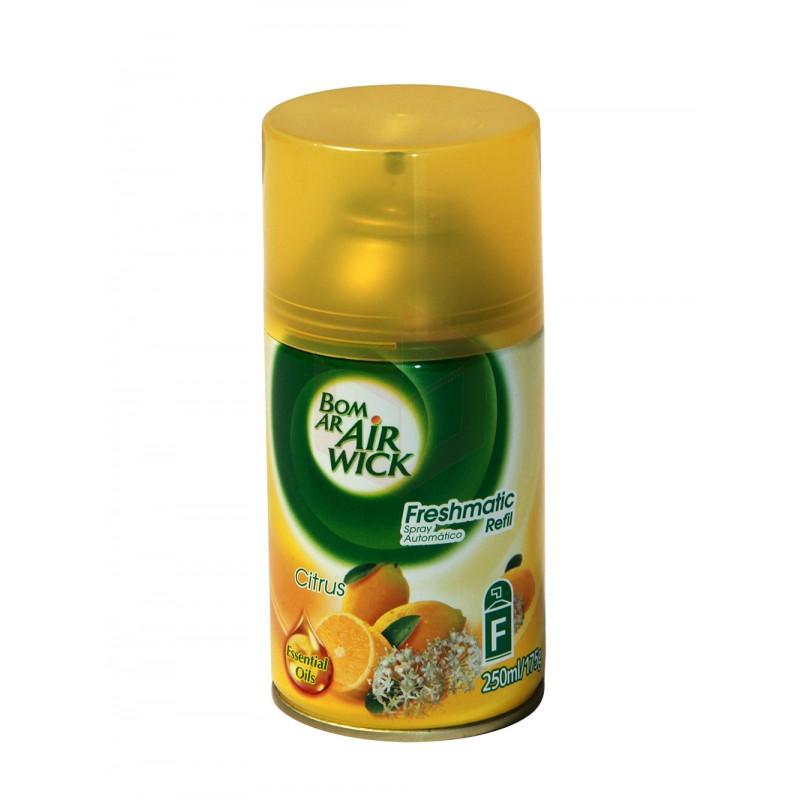 Refil para Aparelho Fresh Citrus 250ml