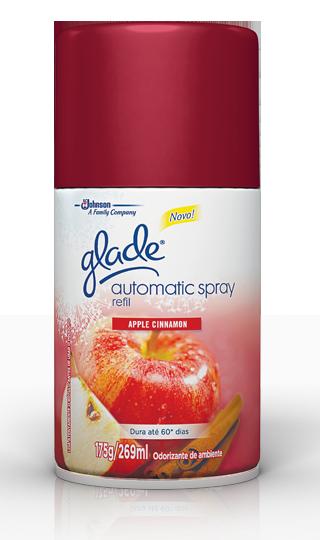 Refil para Aparelho Glade Fresh Apple 269ml