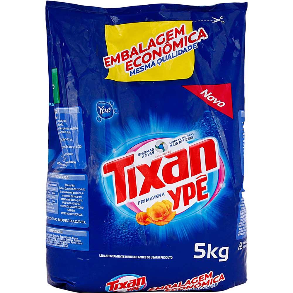 Sabão em Pó Tixan 5Kg