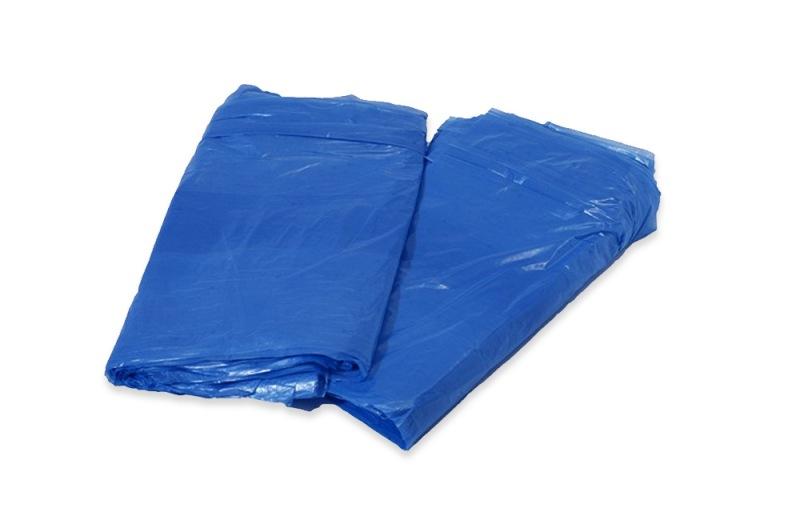 Saco para Lixo Azul 100 Litros BL6  - 100 Unidades