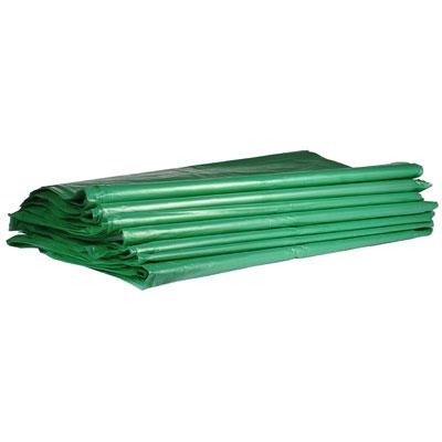 Saco para Lixo Verde 100 Litros - 100 unidades