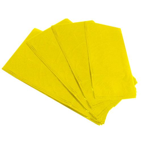 Saco para Lixo Amarelo 60 Litros BE23 - 100 Unidades