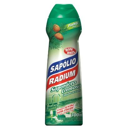 Sapólio Radium Cremoso Pinho 300ml