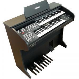 Órgão Tokai D2 Preto