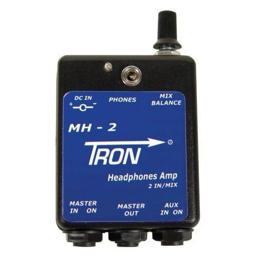 AMPLIFICADOR FONE TRON MH2