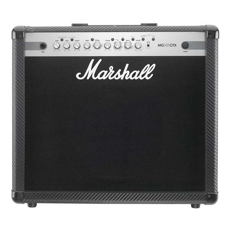 AMPLIFICADOR GUITARRA MARSHALL MG101CFX