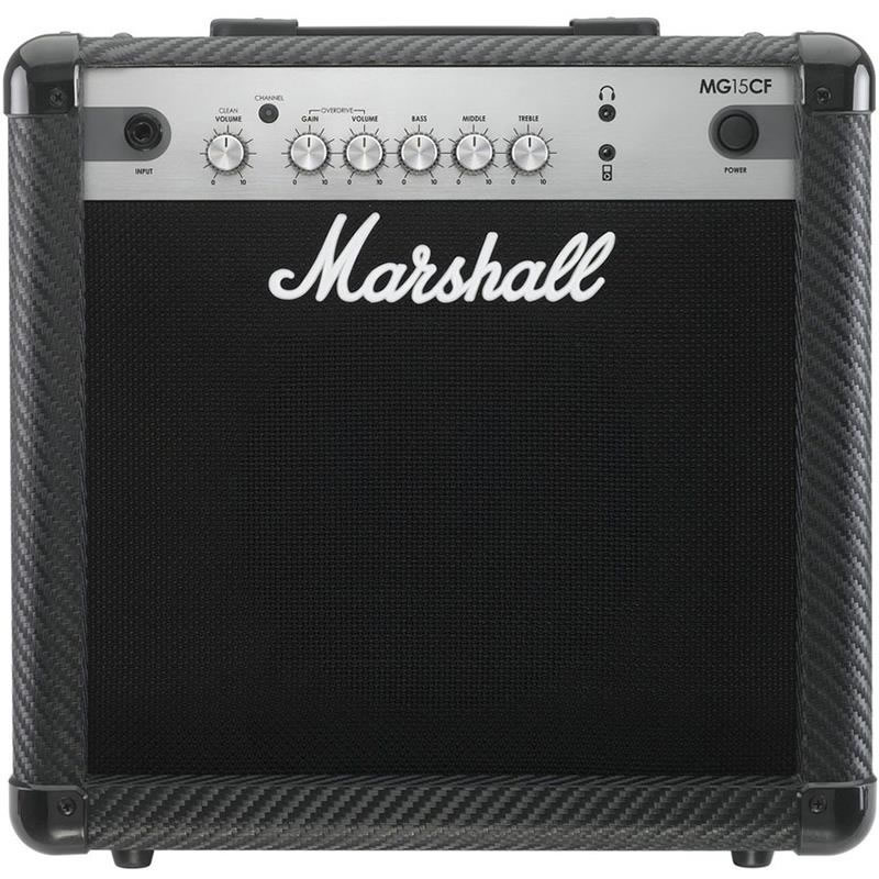 AMPLIFICADOR GUITARRA MARSHALL MG15CF 15W