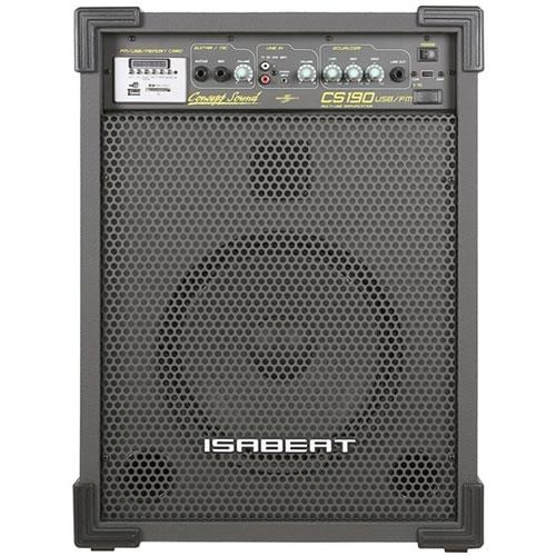 CAIXA ISABEAT CS190 USB/FM