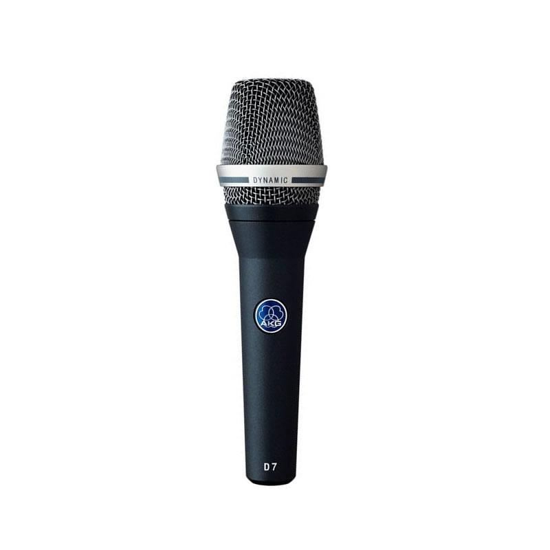MICROFONE AKG D7 VOCAL MÃO C/FIO