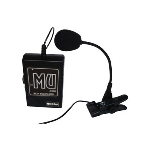 MICROFONE BLACK BUG MU500 CAPTADOR INSTRUMENTOS DE SOPRO