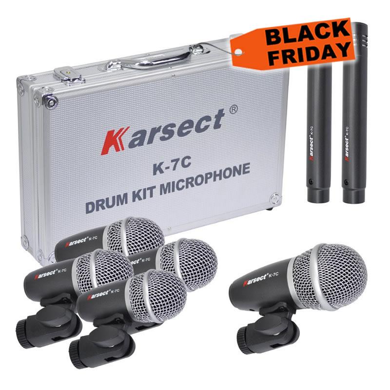 MICROFONE KARSECT K7C