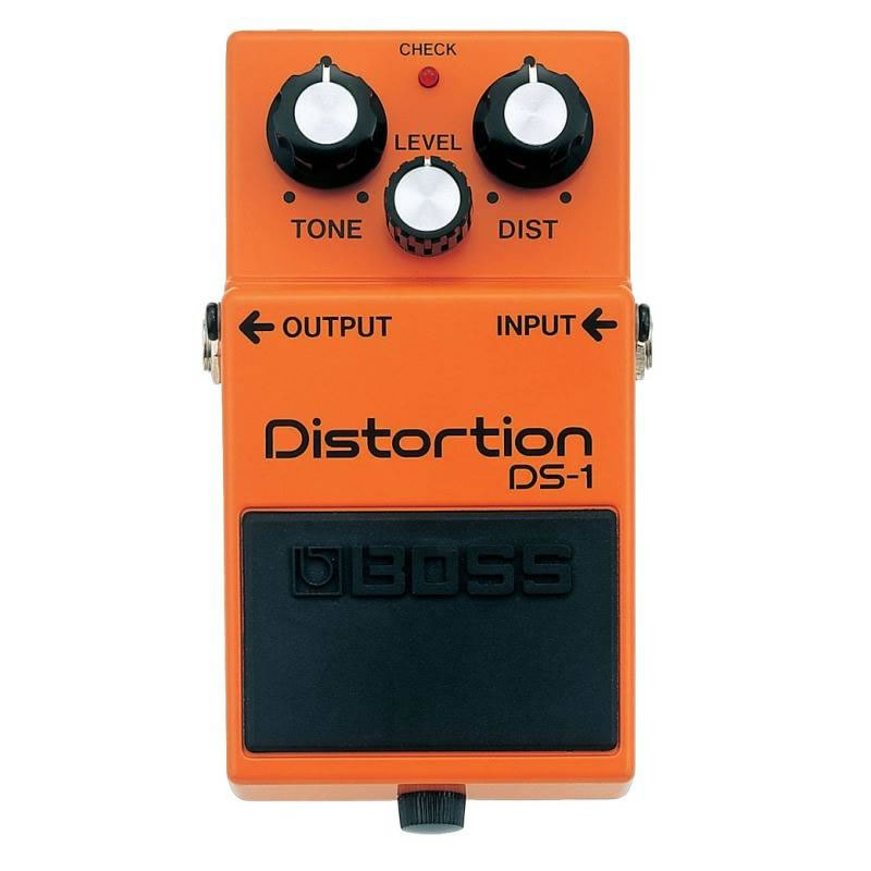 PEDAL BOSS DISTORTION DSI GUITARRA