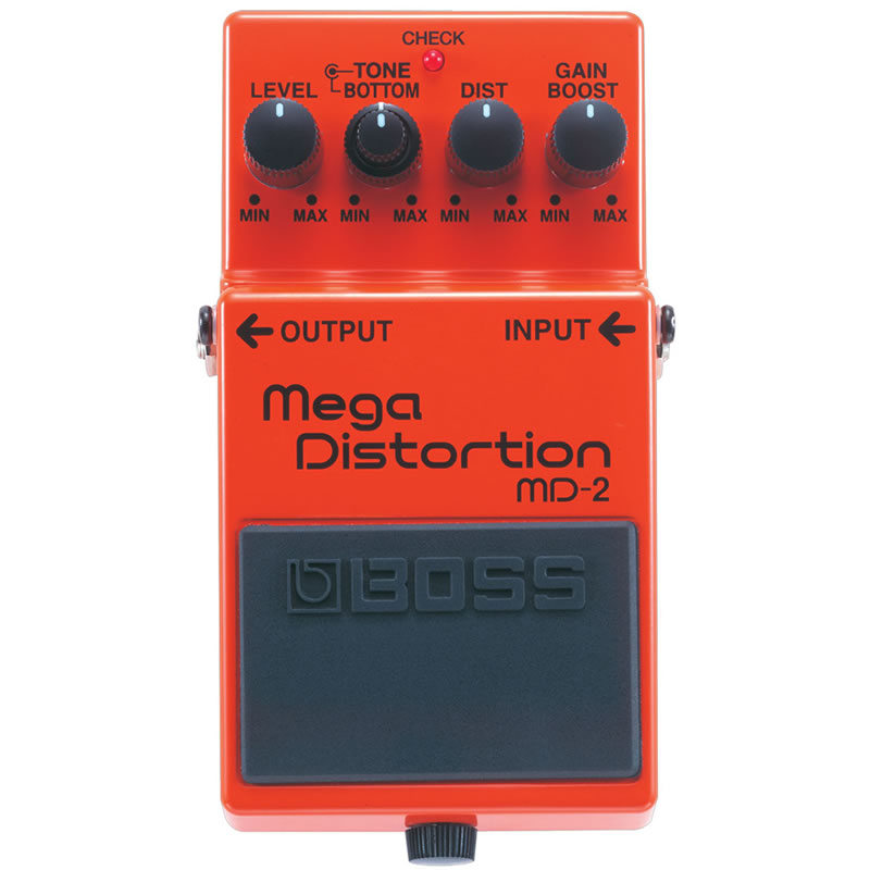 PEDAL BOSS MEGA DISTORTION MD-2