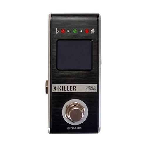 PEDAL X-KILLER SANTO ANGELO AFINADOR SFX06