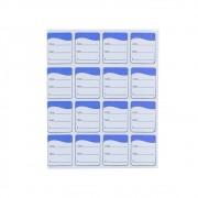Etiqueta Tag - Azul (Pacote 1.000 unid)