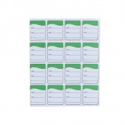 Etiqueta Tag - Verde (Pacote 1.000 unid)