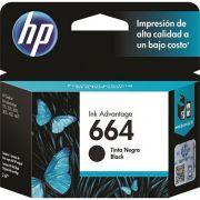 CARTUCHO DE TINTA HP N.664 PRETO