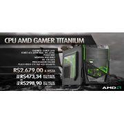 CPU GAMER TITANIUM