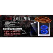 CPU GAMER TITANIUM - FX8300 -GTX 1050TI 4GB - 8GB -750GB SATA -FONTE REL