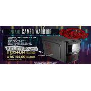 CPU GAMER  WARRIOR - A10 7860K - 8GB -750GB SATA