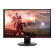 Monitor GAMER AOC LED 24´ Widescreen 1ms 144Hz VGA/HDMI/Display Port G2460PF