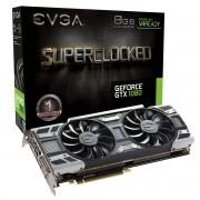 PLACA DE VIDEO EVGA GEFORCE GTX 1080 8GB SC GAMING