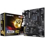 PLACA MÃE GIGABYTE p/ AMD AM4 mATX GA-A320M-HD2 DDR4