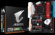 Placa Mãe GIGABYTE p/ Intel LGA 1151 ATX AORUS GA-Z270X-GAMING 7 DDR4