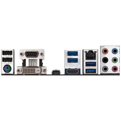 Placa Mãe GIGABYTE p/ Intel LGA 1151- GA-H270M-GAMING 3 DDR4 - S I