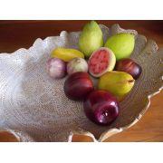 Fruteira rendada