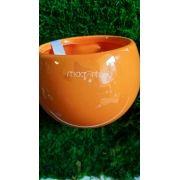 Vaso cores vivas - laranja